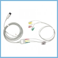 ECG cable for medical device ECP machine
