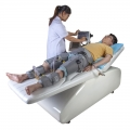 Physical therapy EECP machine for heart attack