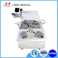 Physical therapy ECP machine safe and no side effect for chest pain heart attack