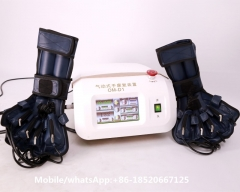 Pneumatic hand rehabilitation device to prevent finger joint contracture after stroke