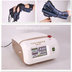 Automatic Therapeutic Hand rehabilitation equipment for spastic hand paralyzed fingers