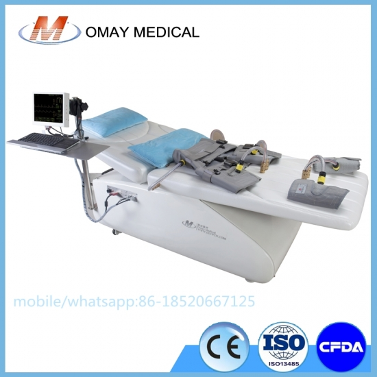 Enhanced External Counterpulsation Machine